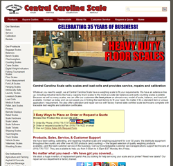 central carolina scale