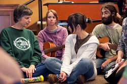 Music therapy at Marylhurst University