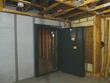 The secure door in the Lyme storage vault.