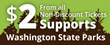 WA State Parks Donation