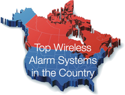 united-states-blue-canada-red-3d-top-wireless-alarm-systems-in-the-country