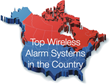 Top Wireless Alarm Systems in the Country Announced by Experts at AlarmSystemPricing.com