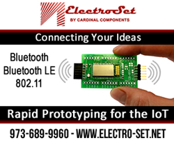 Wireless and Bluetooth for the IOT