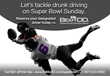 BeMyDD Announces New Super Bowl Promotions to Support Road Safety
