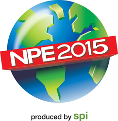 DMS CNC Routers to Exhibit at NPE2015 in Booth #S26125