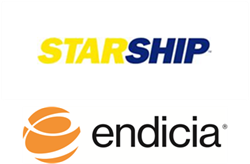 StarShip and Endicia Partner to Address UPS/FedEx DIM Weight Rate Change