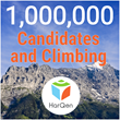 One-Million and Climbing: HarQen Passes Candidate Engagement Milestone