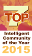 Top7 Intelligent Community of 2015