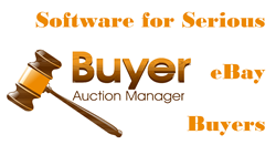 Software for Serious eBay Buyers