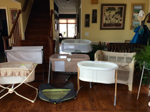 2014 Best Bassinet Review Awards Released By Babygearlab Com