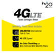 H2O® Wireless Now Offers 4G LTE On All Plans