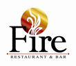 Fire Restaurant Logo