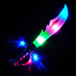 6 LED Pirate Sword from Sureglow.com