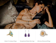 The Three Graces Antique Estate Jewelry Unveils a New Website