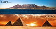 Three Cabins Left on Goway's Luxurious Cape Town to Cairo Trip