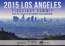 2015 Los Angeles Fiduciary Summit