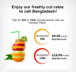 Up to 26% OFF to Call Bangladesh, with TelephoneBangladesh.com