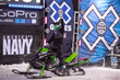 Monster Energy's Cory Davis takes bronze Snowmobile Speed & Style X Games Aspen 2015