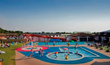 Searles Leisure Resort Outdoor Swimming Pool Area