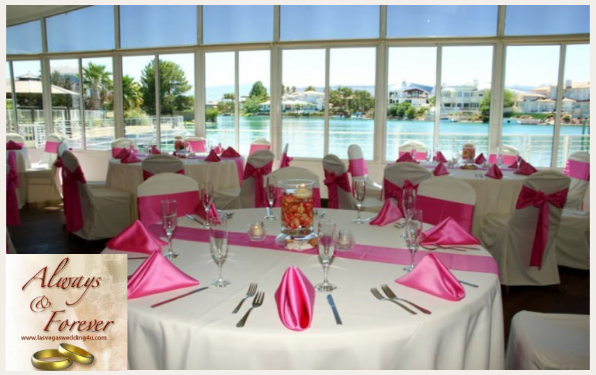 Vegas Wedding Packages Las Reception