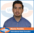 Uniweld Products, Inc. is Proud to Introduce Mario Portillo, International Sales Executive