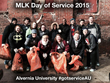 Alvernia University Recognized for Work in the Community