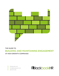 Guide to Building and Maintaining Engagement at High-Growth Companies