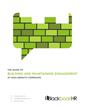 BlackbookHR Publishes Guide to Building and Maintaining Engagement at...