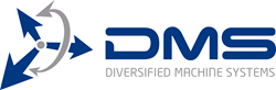 Diversified Machine Systems, Colorado Springs, Colorado USA Logo
