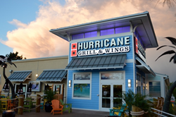 Hurricane Grill and Wings Exterior
