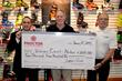 Proctor Ski and Board Donates $2,500 to New Hampshire's Veterans