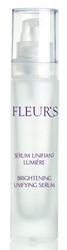 Fleur's Launches Brightening Unifying Serum