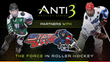 Anti3 Protect Series Partners with State Wars Hockey