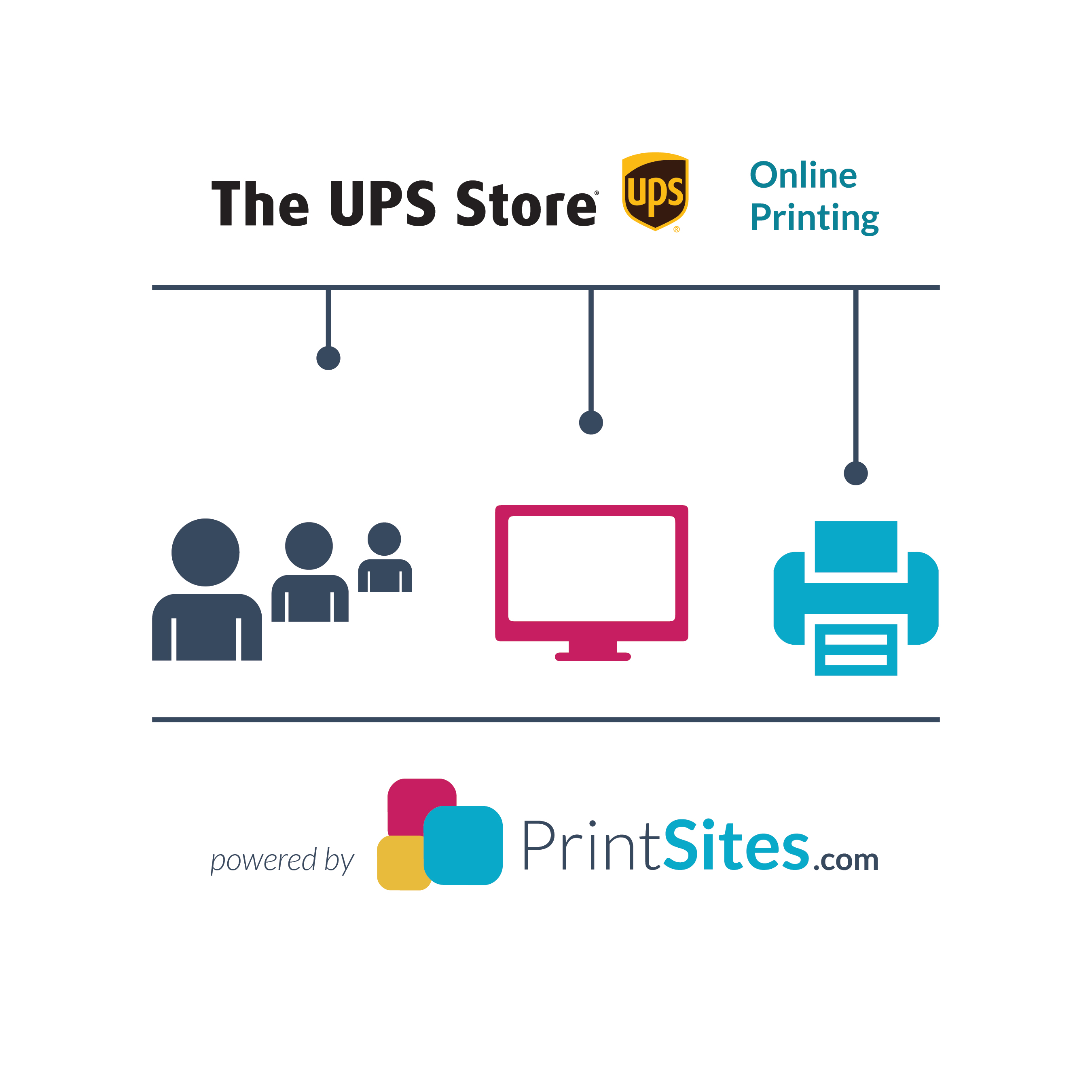 how to put a printer online from offline