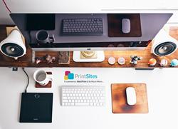 PrintSites Ecommerce, Web-to-Print Sites