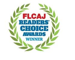 FLCAJ Readers' Choice Award Winners 2015