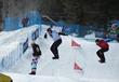 Monster Energy's Nate Holland Snowboarder X Bronze Medal X Games Aspen 2015