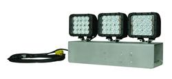 144 Watt LED Flood Light that produces 2,880 lumens of light