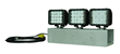 144 Watt LED Flood Light with Magnetic Mount Released by Larson...