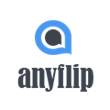 New Page Turn PDF Software by AnyFlip Now Available for Download