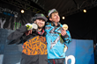 Monster Energy's Cory Davis and Heath Frisby Snowmobile Long Jump X Games 2015