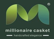 Millionairecasket.com: Custom Metal Casket Promotion For German...