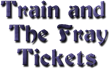 Train and The Fray Tickets in Wantagh, Holmdel, Chicago, Denver,...