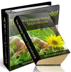 Allergy Relief Free Ebook from USAirPurifiers.com