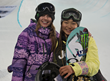 Monster Energy's Chloe Kim Gold Women's Snowboard SuperPipe With Olympic Gold Medalist Kaitlyn Farrington X Games Aspen 2015