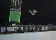 Monster Energy's Chloe Kim Gold Women's Snowboard SuperPipe X Games Aspen 2015
