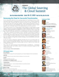 The Global Sourcing & Cloud Summit Overview