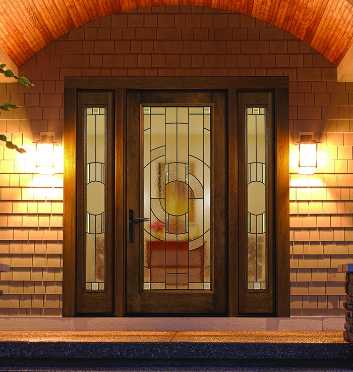 Therma-Tru Introduces On-Trend Door Glass Options And