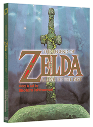 VIZ Media's Perfect Square Imprint Acquires Shotaro Ishinomori's Grapic Novel THE LEGEND OF ZELDA: A LINK TO THE PAST, Returning May 2015!