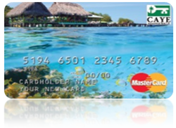 Caye International Banking Debit Card